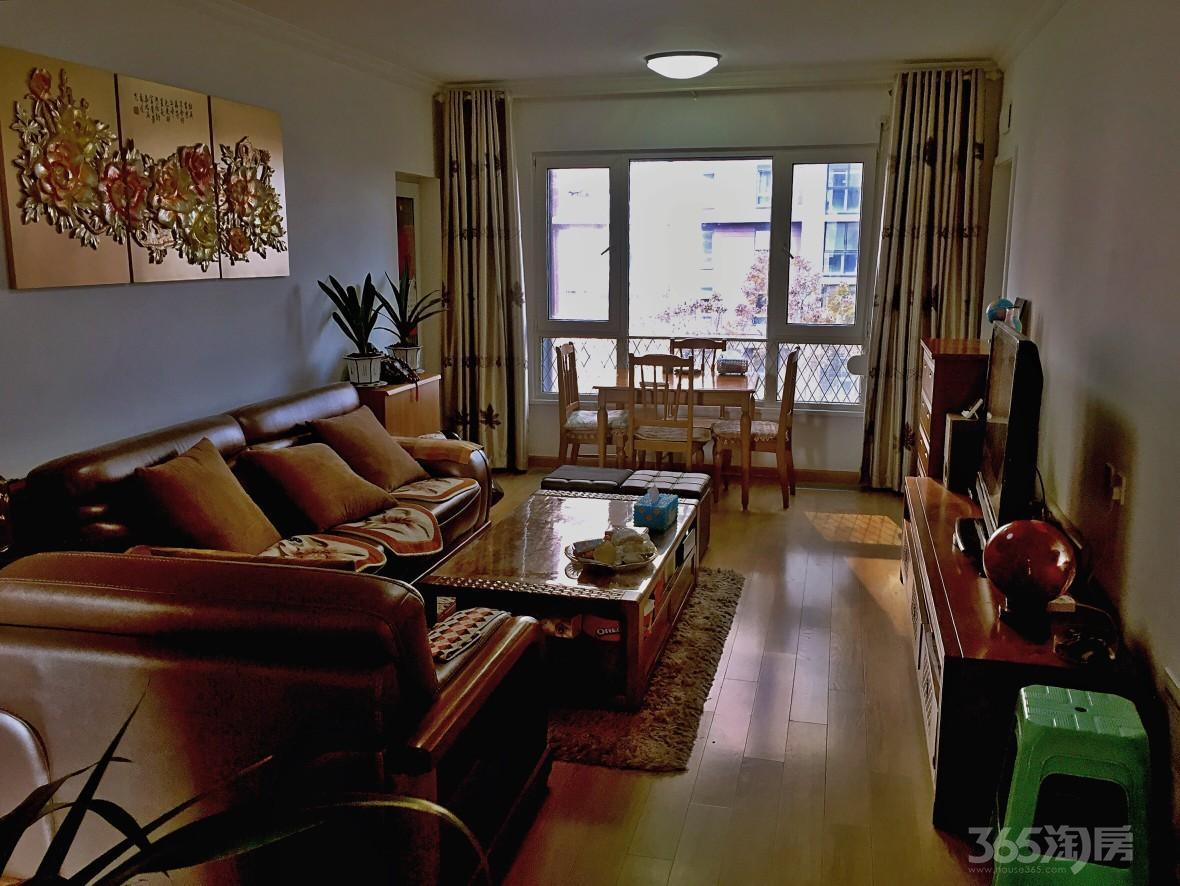 朗诗绿色街区3室2厅1卫115.3平米2015年产权房精装