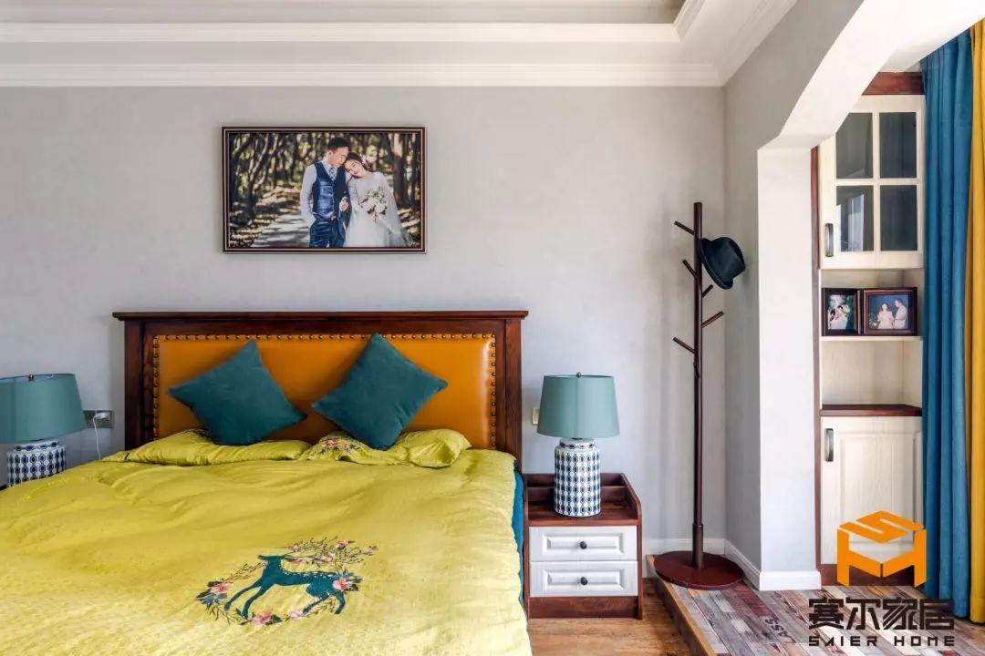 卧室设计 小卧室设计 城市之光