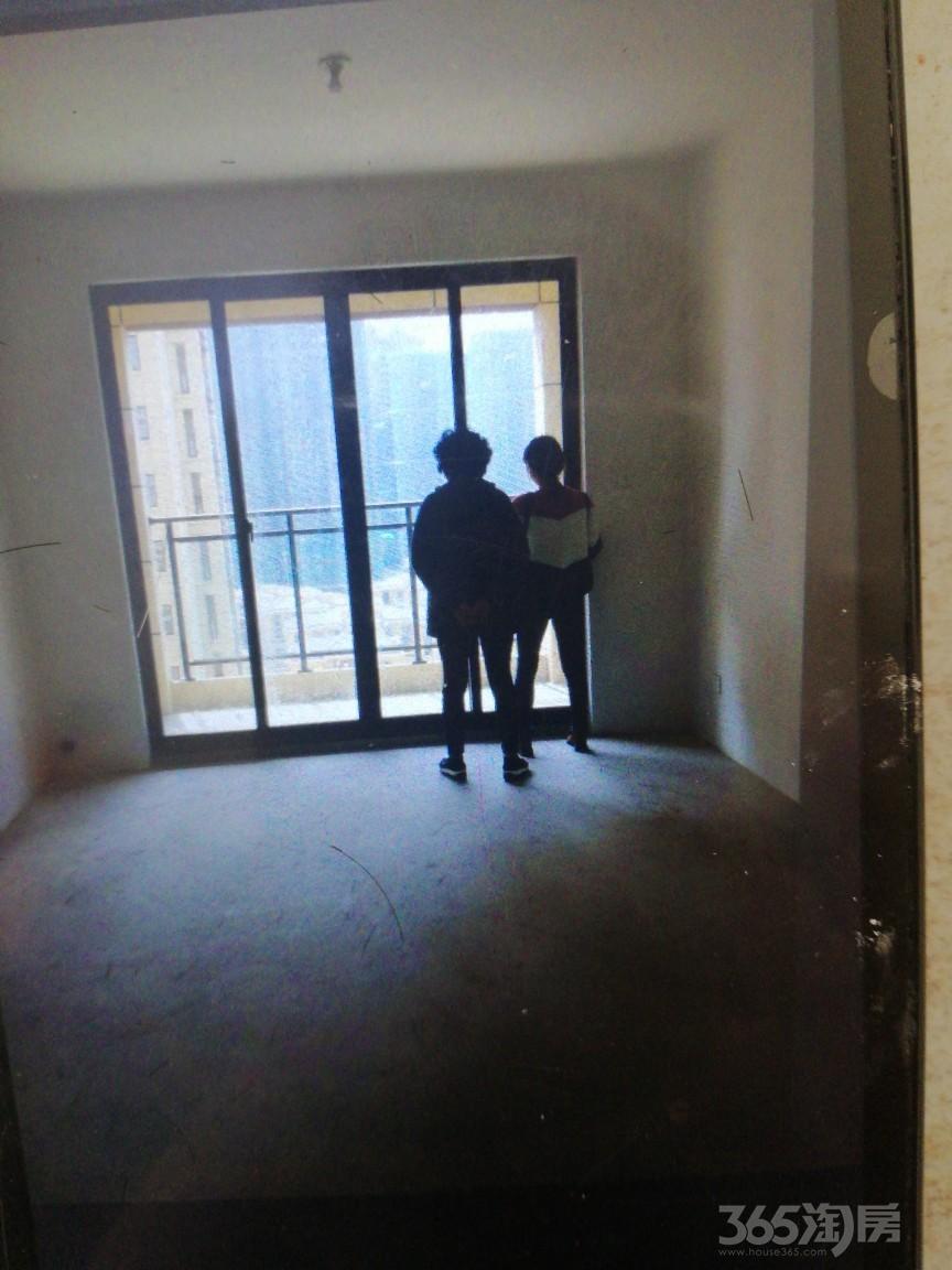 明发江湾新城2室1厅1卫80平米整租毛坯