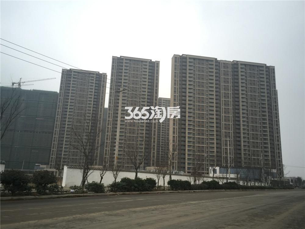 华润国际社区实景图(2.23)