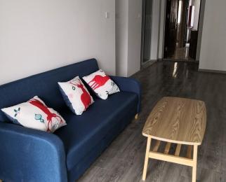 新城北宸紫郡3室1厅1卫92平米整租中装