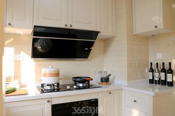 伟星金悦府约131平样板间—厨房