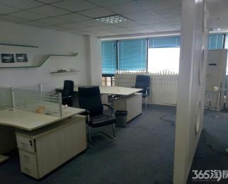 将军大道翠屏国际中惠大厦挑高2层精装有办公设施