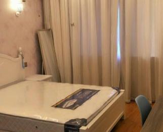 华星公寓1室1厅1卫35平米整租精装