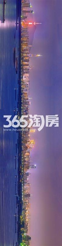 雅居乐滨江国际江景效果图