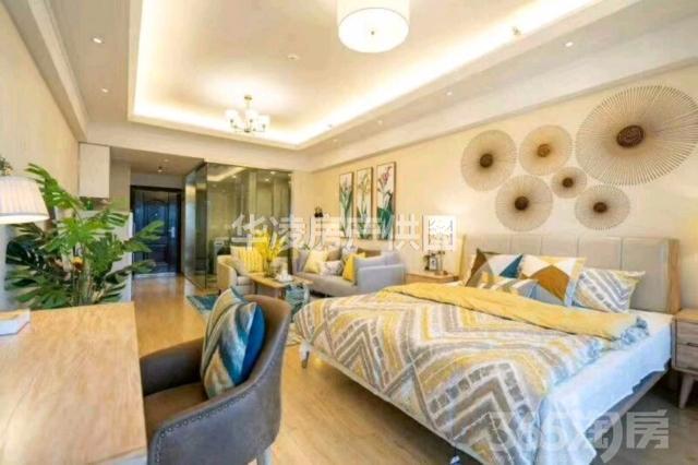 万达广场精装SOHO一手新房 均价6500起 房源可选 比开发商便宜