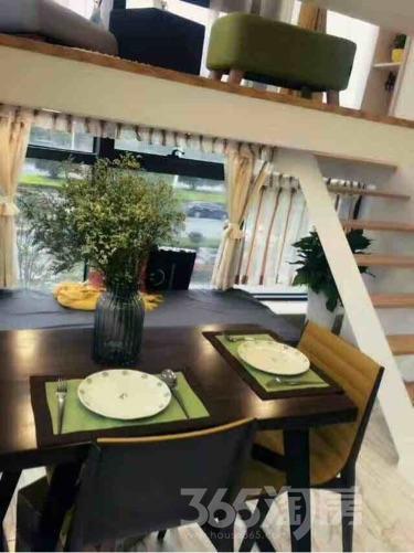 绿城蒲公英天地1室1厅1卫40平米豪华装使用权房2012年建