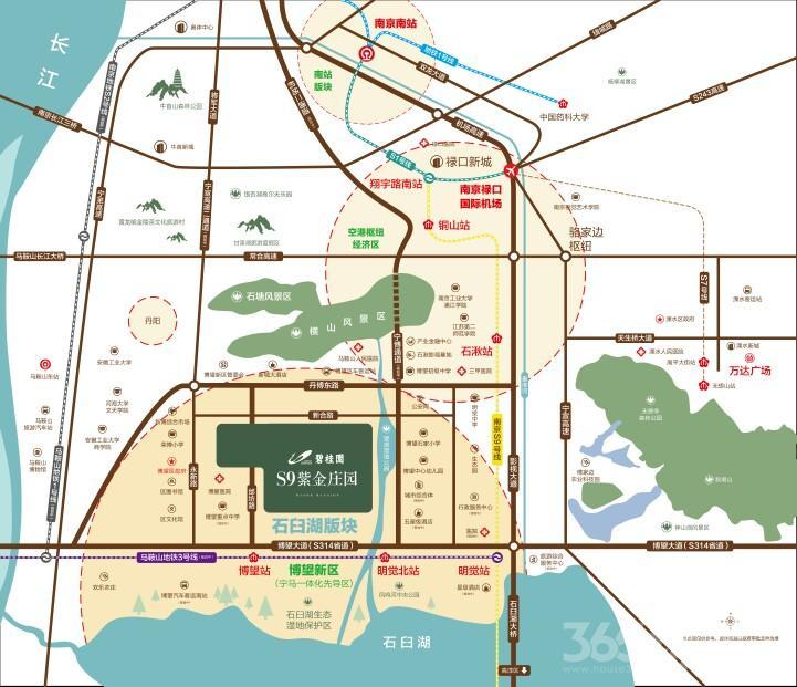 碧桂园s9紫金庄园3室2厅1卫119平米70年产权房精装