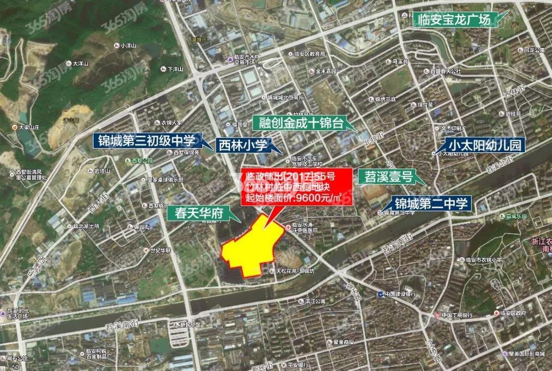 启宸公寓交通图