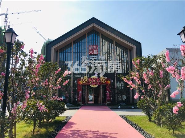 拓基・鼎元里 实景图 201810