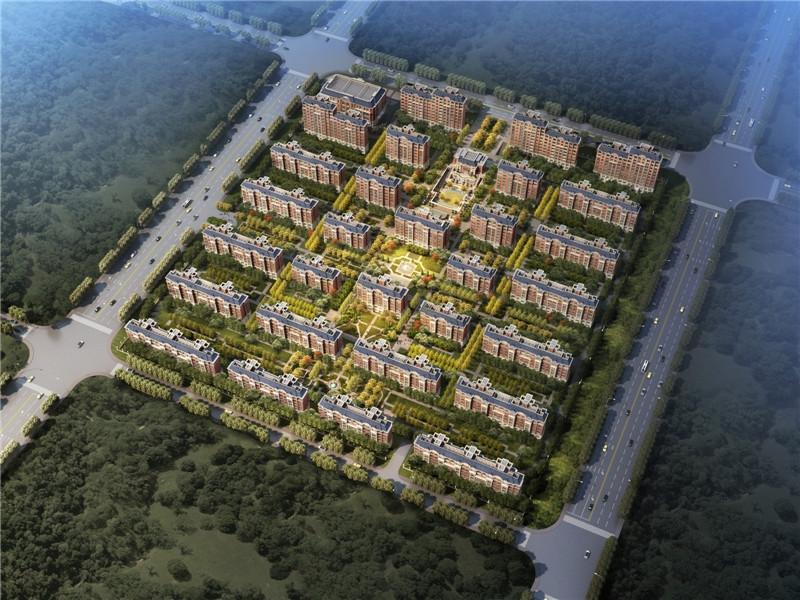 天津新房 津南楼盘 仁恒海和院 (住宅)  物业类型:住宅 楼盘位置:海河
