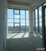 南站旁 绿地之窗 6.6米挑高 实际面积达240平正对电梯口