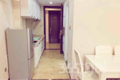 雅居乐星河湾1室1厅1卫56平米整租精装
