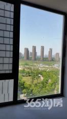 融科城3室2厅1卫113平方产权房精装