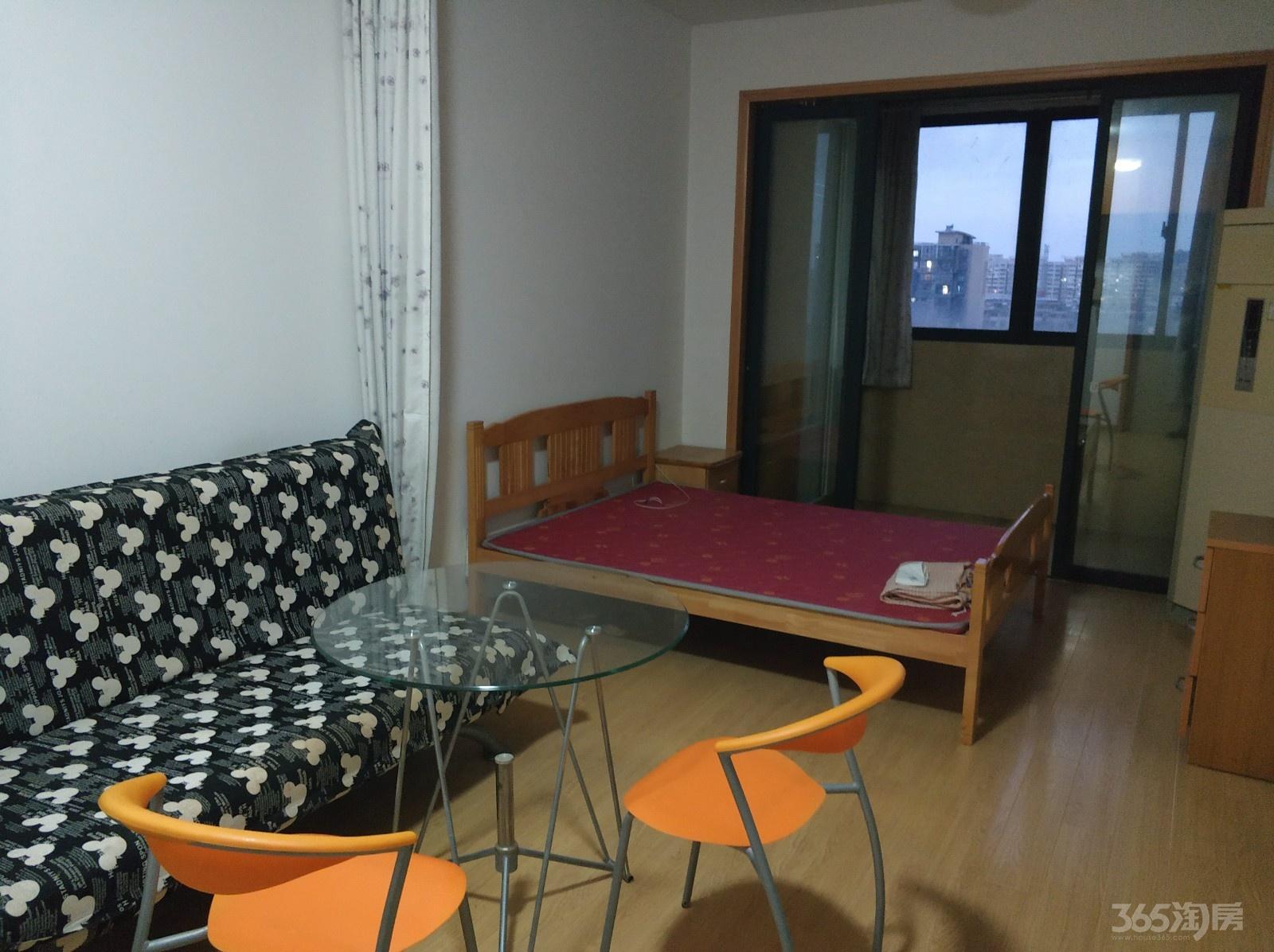 栖霞区晓庄方圆城市绿洲二期1室1厅户型图
