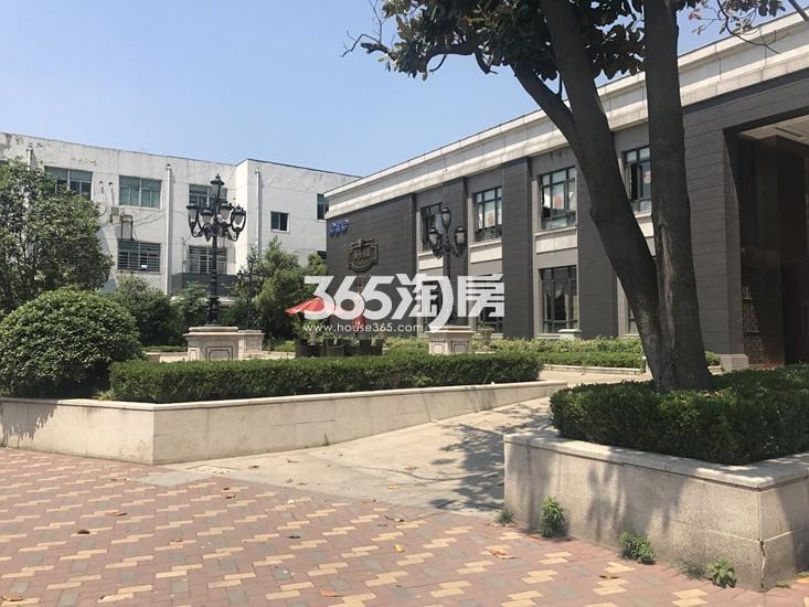 中电颐和府邸售楼处(7.19)