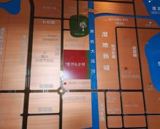 运河大公馆京杭大运河旁真真正正的南北通透通风