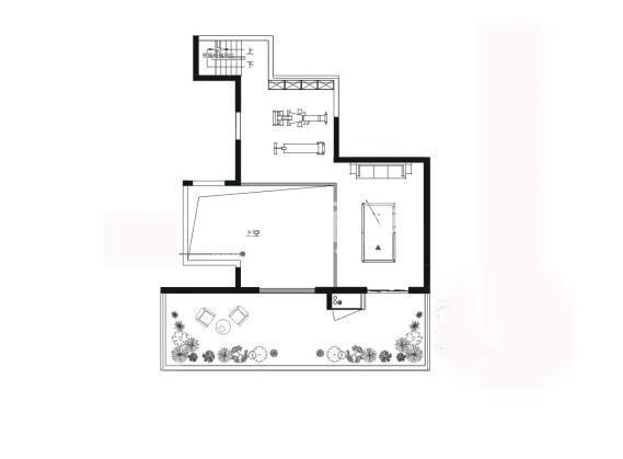 万科城润园4室2厅2卫1厨147平户型(中层)