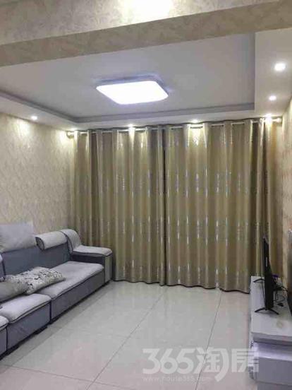 香榭兰庭2室2厅1卫85平米整租精装