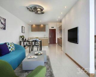 灵石LOFT公寓《复式5米挑高 租金4000元》拎包入住