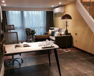 靓巢公寓 复式5米挑高《精装修 家具家电齐全》拎包入住
