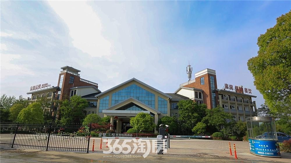 金都檀宫小区周边实景图(2020.6月摄)