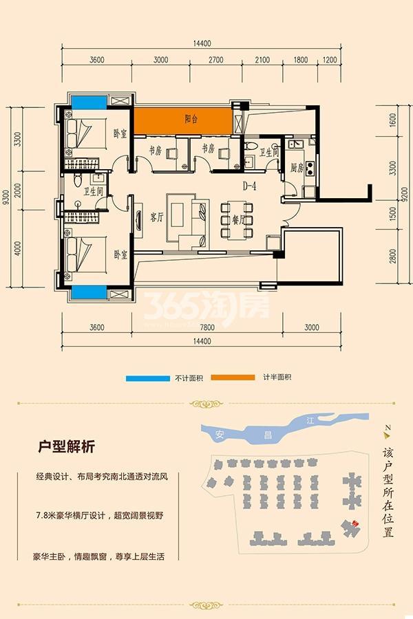 宜家美江与城户型图