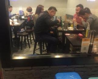 珠江路罗森超市旁营业中餐饮店40㎡平台和中介勿扰