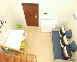 东亚新干线公寓2室1厅1卫70平米整租精装