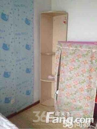 和玉祥门只隔着西站的丰禾路蔚蓝花城三室找合租姐妹