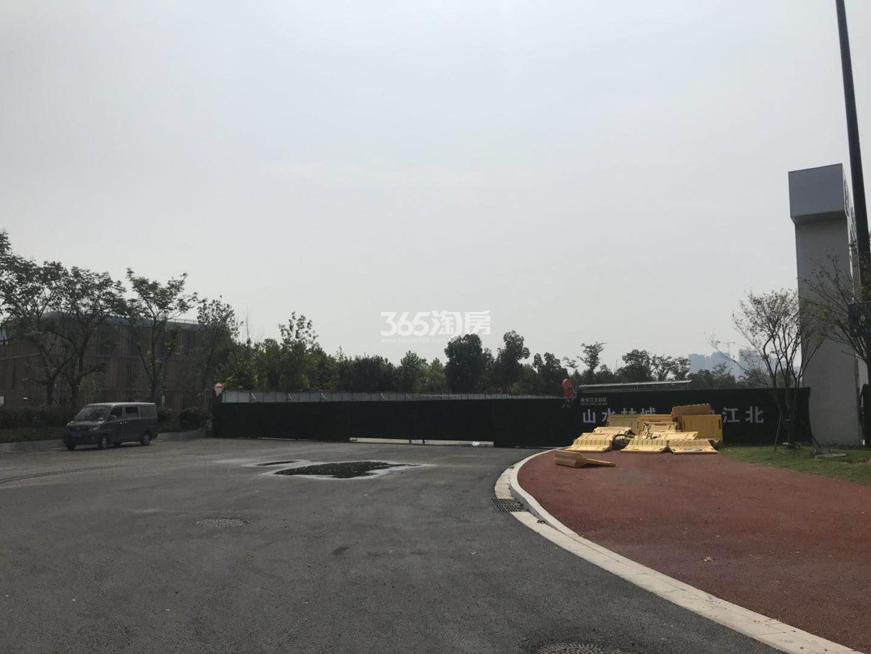华润国际社区实景图