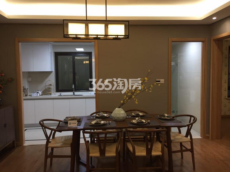 新江北孔雀城样板间实景图(12.26)