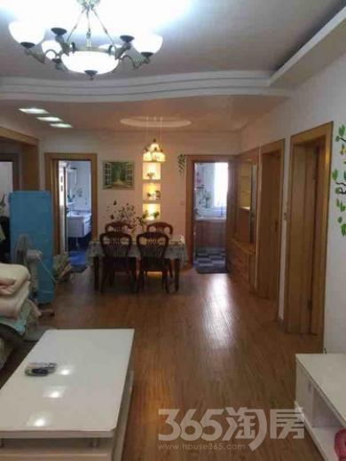 殷家山花园社区3室2厅2卫117平米整租精装