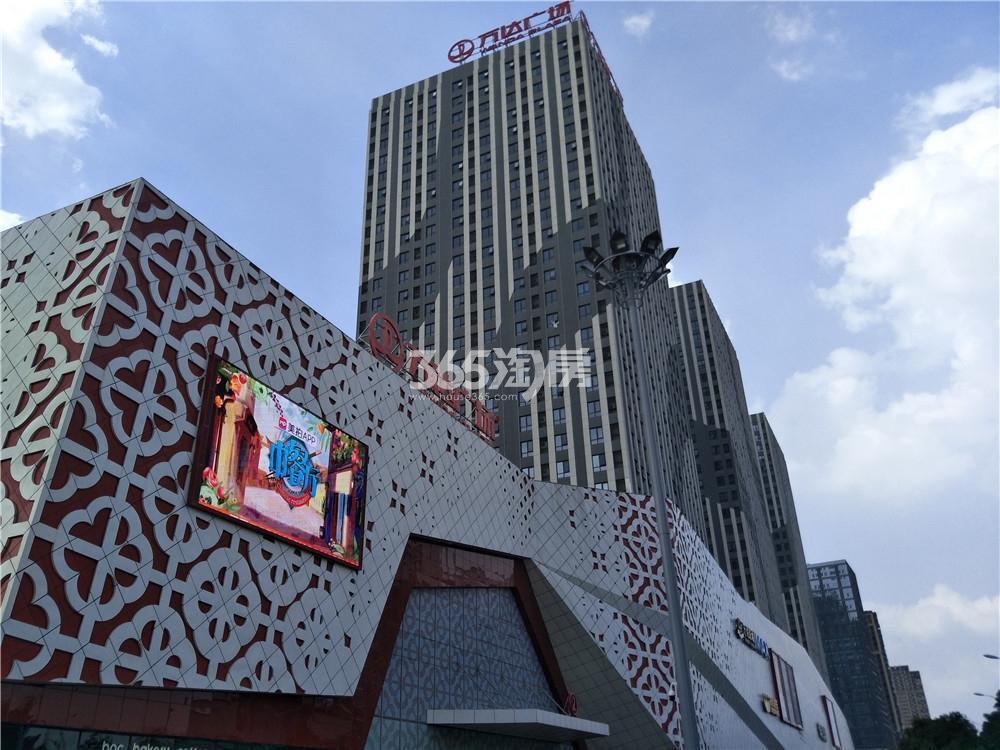 徐州铜山万达广场实景图(8.29)