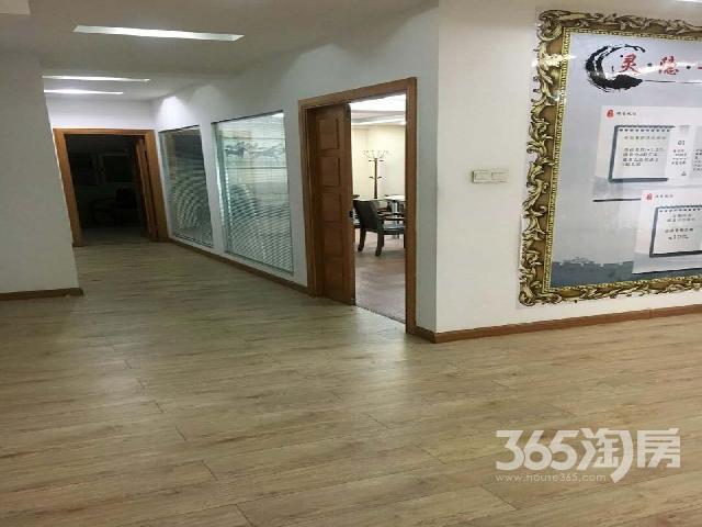 丰臣海悦广场260平米整租精装办公家具齐全