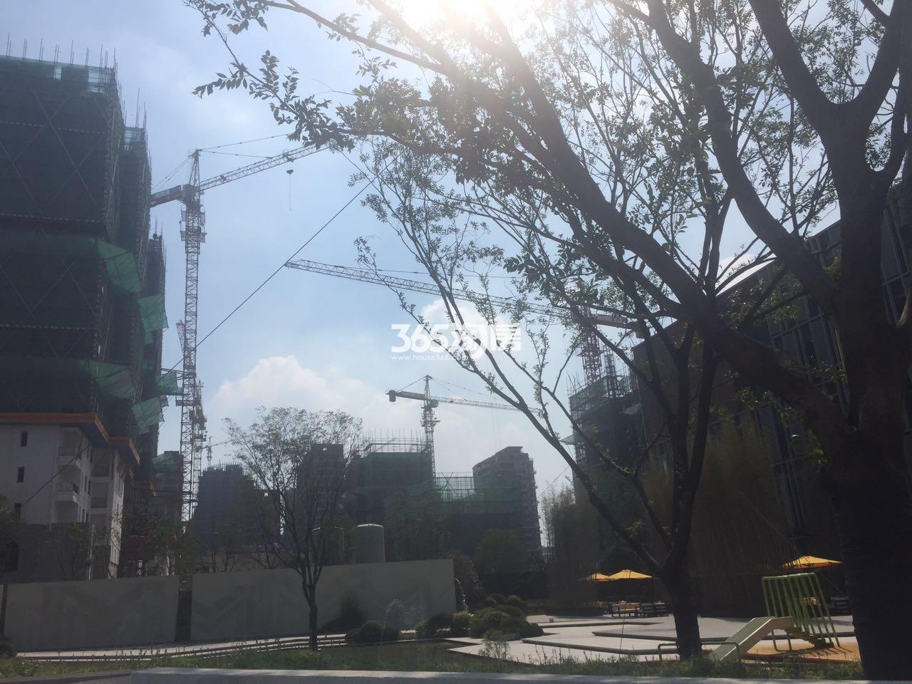 万科大都会在建楼栋施工图(7.22)