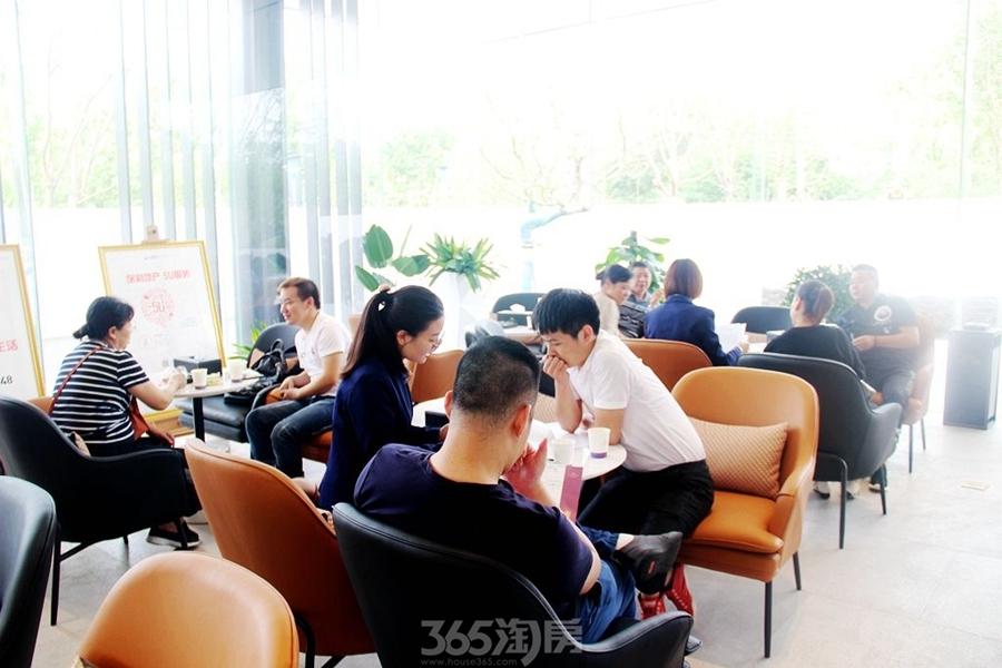 保利香颂星巴克专场品鉴会(2018.7摄)