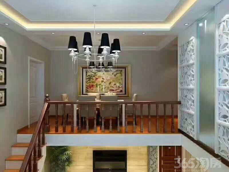 沁园中式别墅3室2厅2卫160�O2017年使用权房毛坯