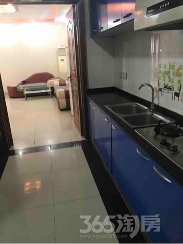 财富广场2室2厅2卫150平米整租精装
