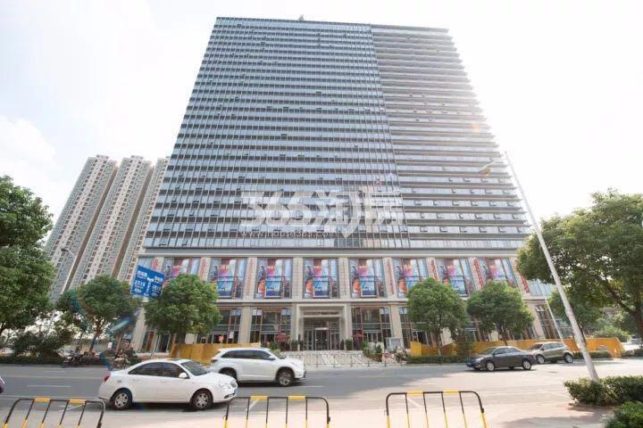涟城写字楼实景图(2.22)