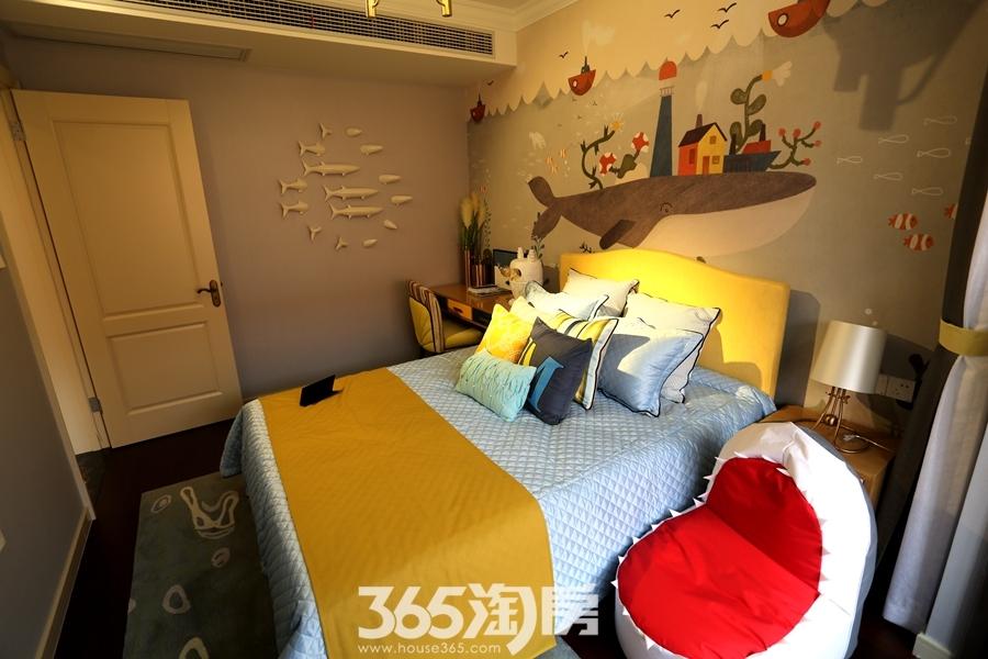 伟星金悦府140平样板间-儿童房