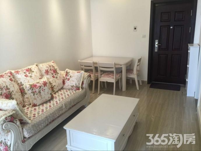 中海凤凰熙岸玺荟公寓整租精装高层朝南户型