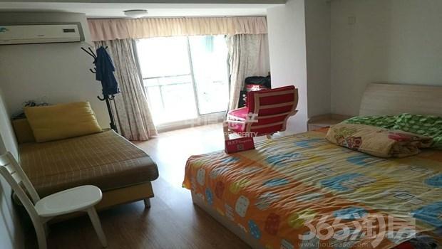 托乐嘉单身公寓 精装两房黄金8楼 可落户 满2税少 业主诚售