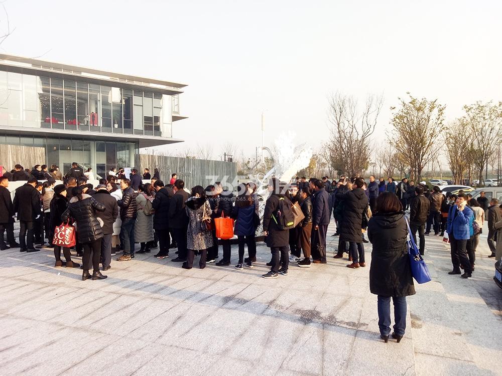 2017.12.26信达中心|杭州壹号院签约现场
