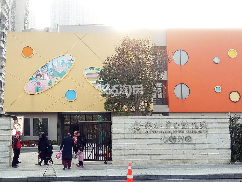 2017.12.26信达中心|杭州壹号院周边幼儿园