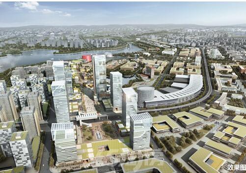 苏滁产业园扩区规划图