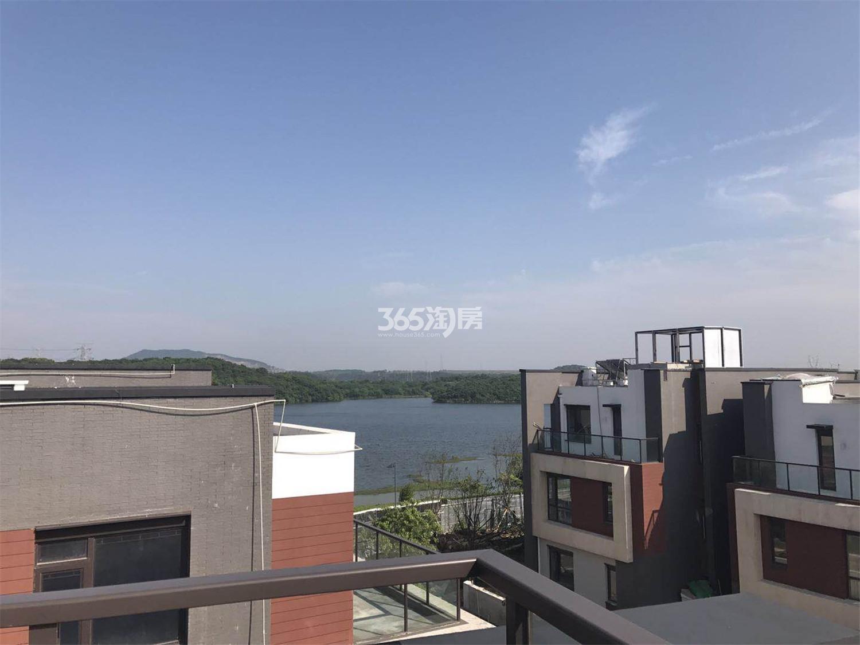 瑞安翠湖山小区实景(6.18)