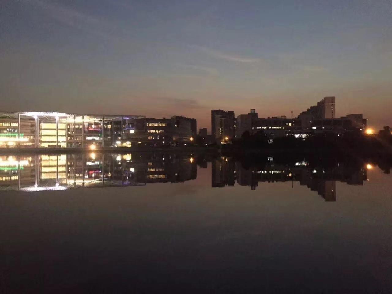 星叶羊山湖花园实景图