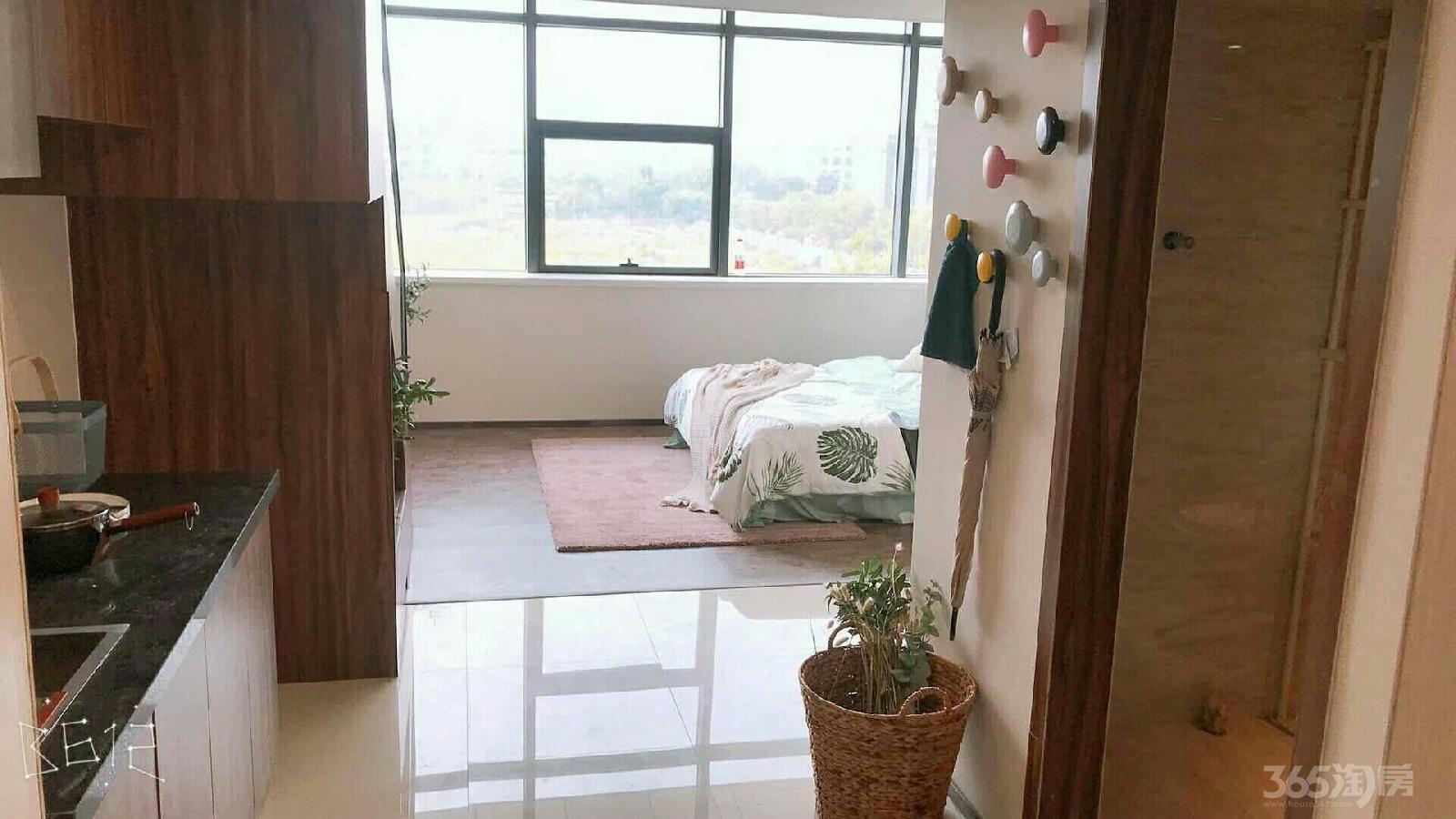 未来科技城稀缺公寓阿里巴巴三期正对面精装修现房总价