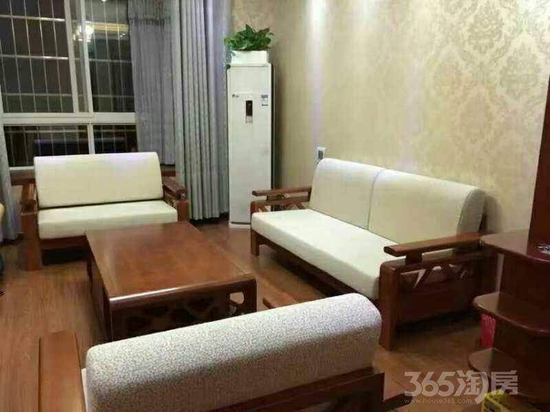 世博庄园3室2厅1卫126平米2015年产权房精装